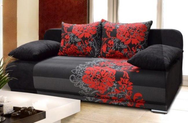 A 2 személyes kinyitható kanapé garzonlakásba tökéletes