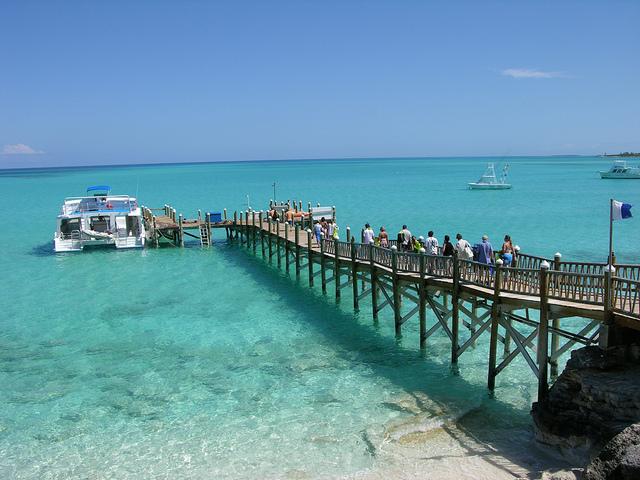 A Bahamák utazás céljából nagyszerű választás