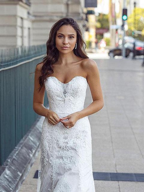 Széles választékot kínál az esküvői ruhaszalon Budapest