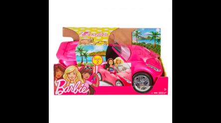 Barbie autó, ami felkelti a figyelmet