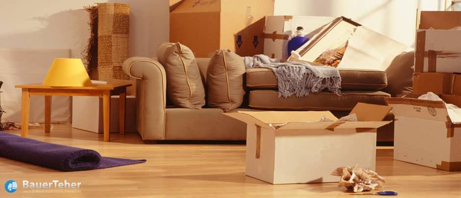 Könnyítsen az életén: költöztetés csomagolással!