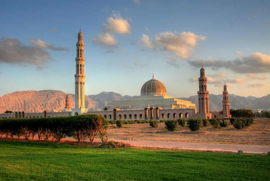 Omán őrzi az arab hangulatot